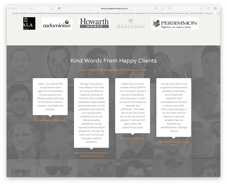 Clients feedback 2 | Shynee Web Design