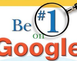 ranking high on google icon