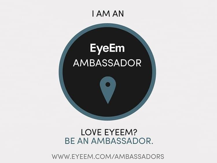 i am an eye em ambassador icon