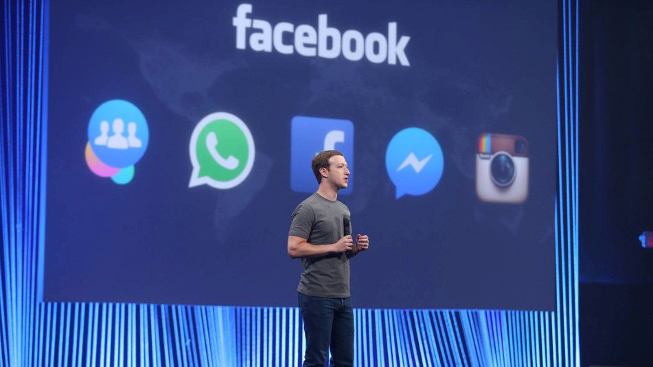 Facebook redesign 2019