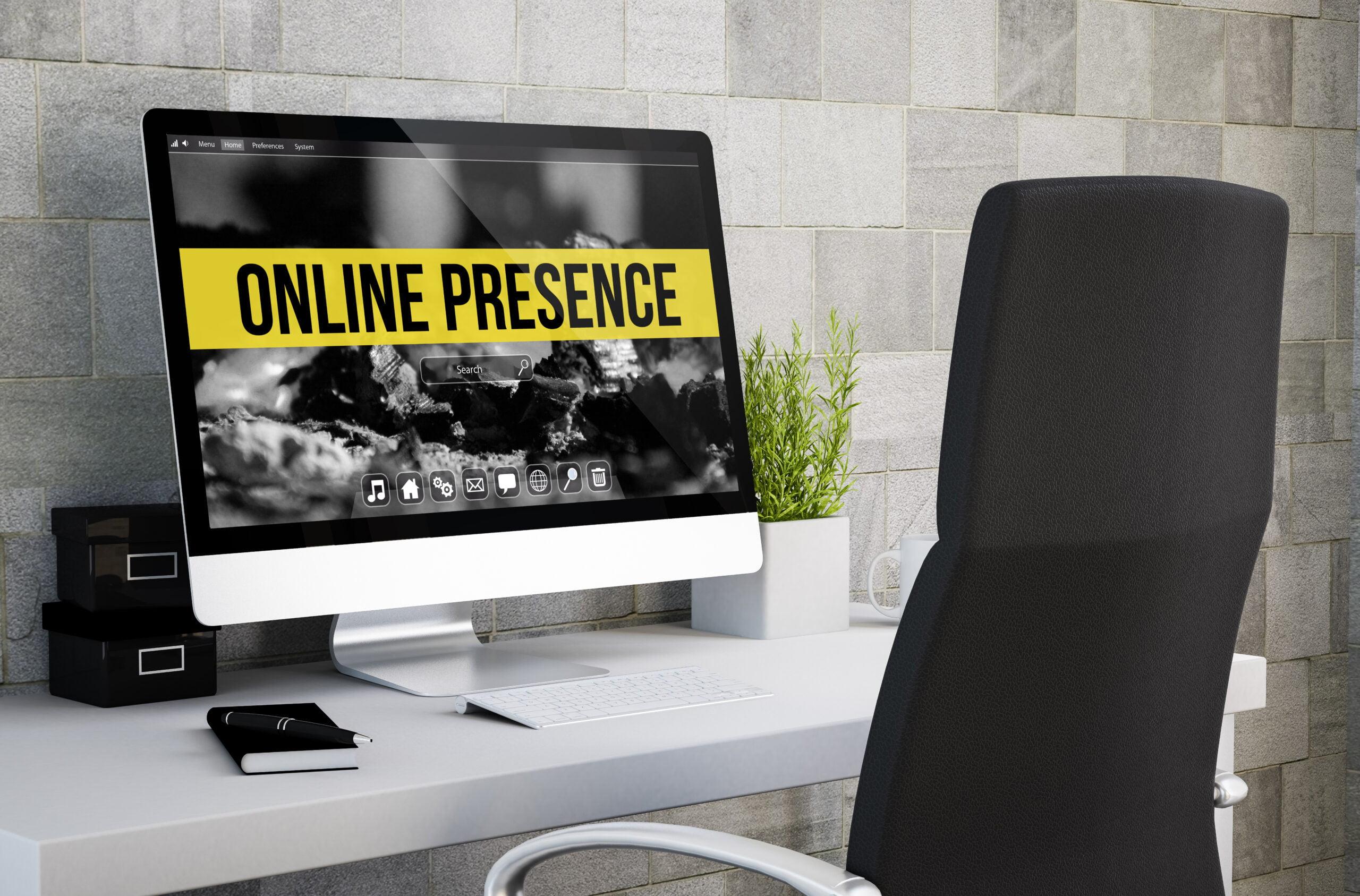 online presence